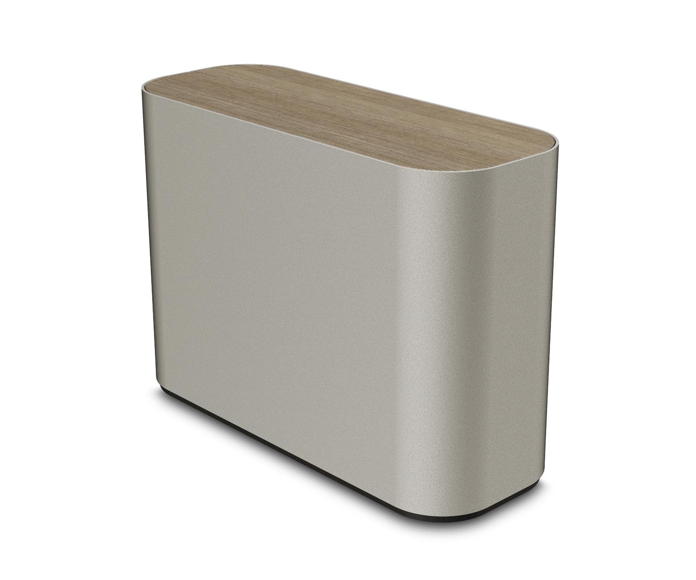 Urna ceneri legno